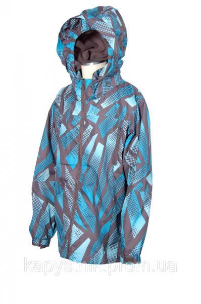 Куртка демисезонная ветровка для мальчика р. 98 ТМ Pidilidi-Bugga (Чехия)