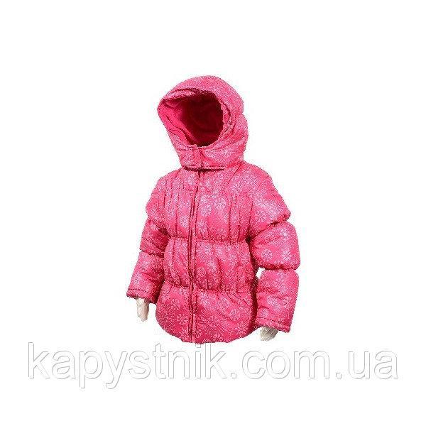 Куртка демисезонная дутая для девочки  р.98 ТМ Pidilidi-Bugga (Чехия)