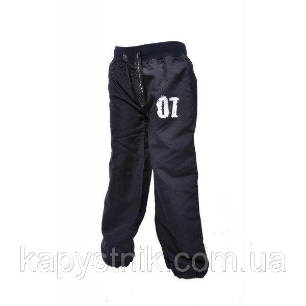 Штаны спортивные на х/б подкладке для мальчика  р. 86,92 ТМ Pidilidi-Bugga (Чехия)