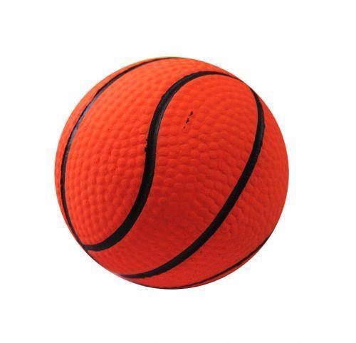 Мяч попрыгун баскетбольный ( 6*6*6см)