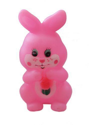 Пищалка для ванной Кролик / Котенок, 10 см