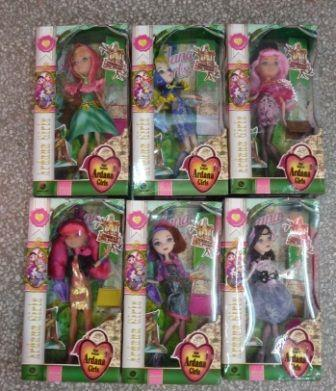 Кукла Ardana EVER AFTER HIGH 30см DH2083 6в.кор.17*6*32 ш.к./48/