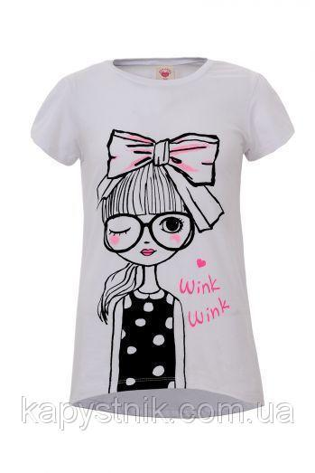 Детская одежда Glo-Story:GPO-3928 Белый