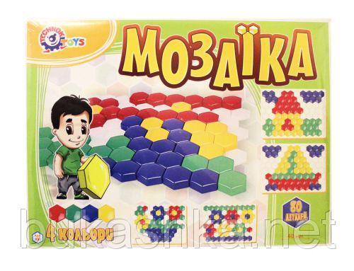 Мозаика (80 элементов)