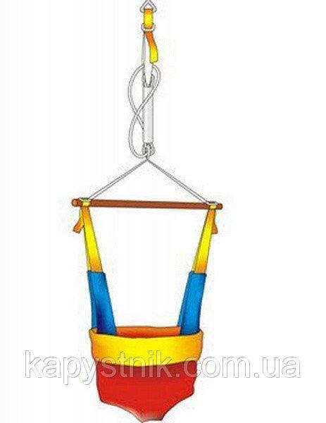Детские прыгунки для малышей ТМ SportBaby: Прыгунки 0,5-1,5 (Украина)