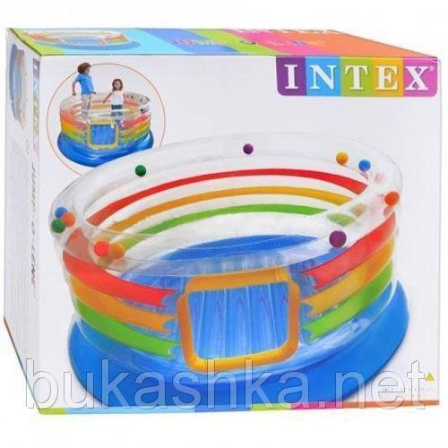 Детский надувной игровой центр