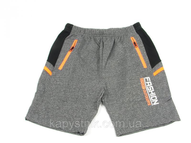 Детская одежда шорты:CSQ-39018 т.Серый+Оранж