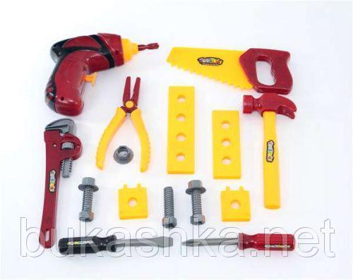 Набор инструментов (7 инструментов, 2 отвёртки)
