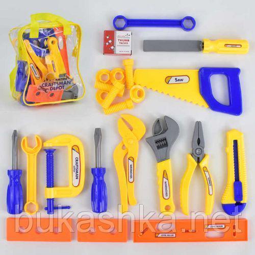 Набор инструментов в сумке (11 шт)