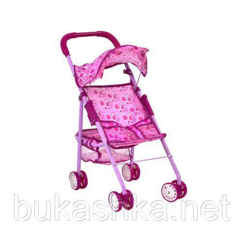 """Коляска """"Doll Stroller"""" (розовая)"""