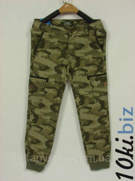 Детская одежда: DY-1921 Хаки Спортивные штаны детские для мальчиков в Украине