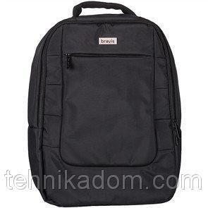 Рюкзак BRAVIS BP15GLE Black