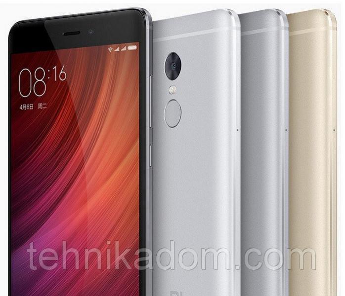 Смартфон Xiaomi Redmi Note 4 3/64