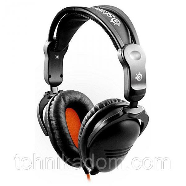 Наушники SteelSeries 3H v2 Black/Orange