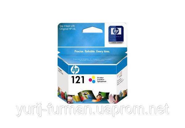 Картридж HP No.121 CC643HE