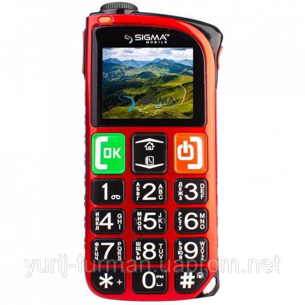 Мобильный телефон Sigma mobile Comfort 50 Light Dual SIM Grey