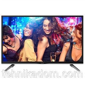Телевизор BRAVIS LED-49E3000 + T2 black