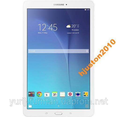 Планшет SAMSUNG Galaxy Tab E 9.6 3G SM-T561NZWA (w