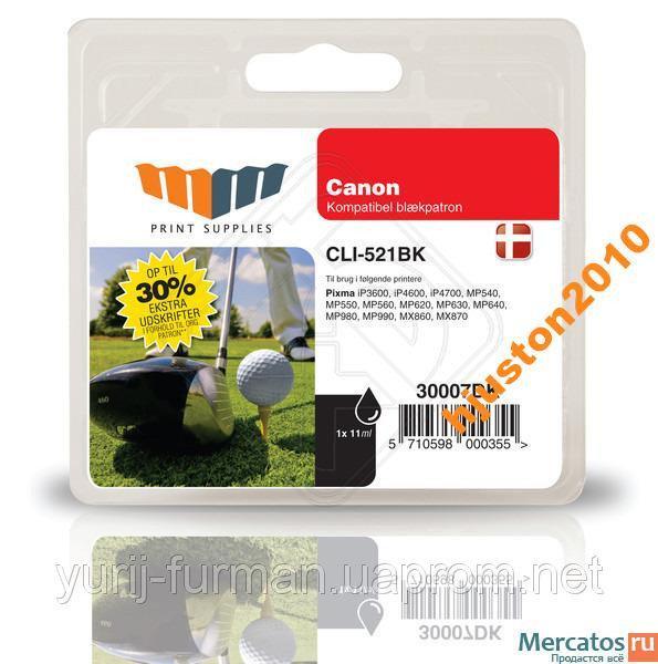 Canon CLI-521 Bk OEM