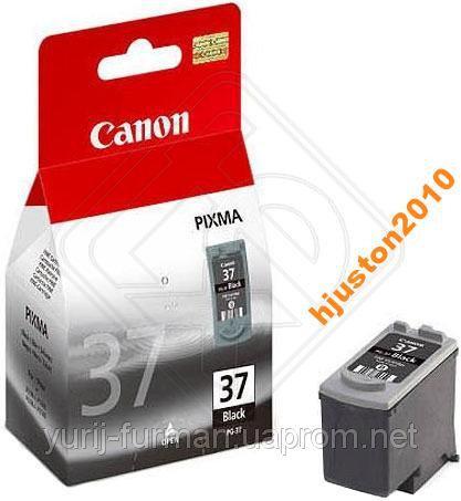 Canon PG-37 (2145B005) Black