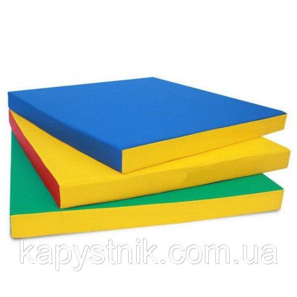 Мат 100-100-5 см ТМ Тia-sport Тиа-Спорт: sm-0108 (Украина)