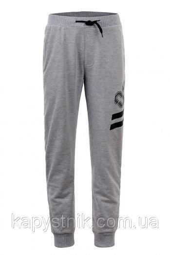 Спортивные штаны для мальчика Glo-Story:BRT-1229 св.серый