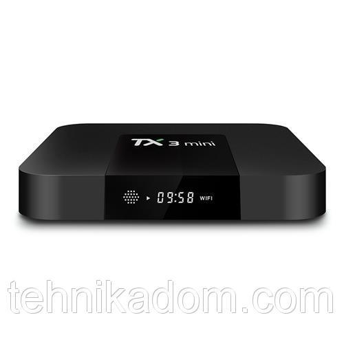 Медиаплееры Tanix Android TV Box AmiBox Tanix TX3 Mini