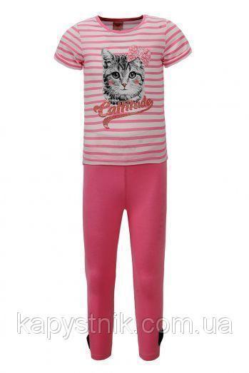 Комплект для девочки Glo-Story:GLT-1533 розовый