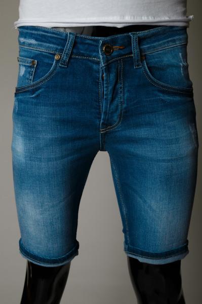 Шорты мужские джинсовые PS 71394_1