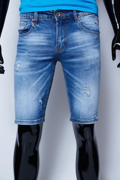 Шорты мужские джинсовые GS 6260 синие