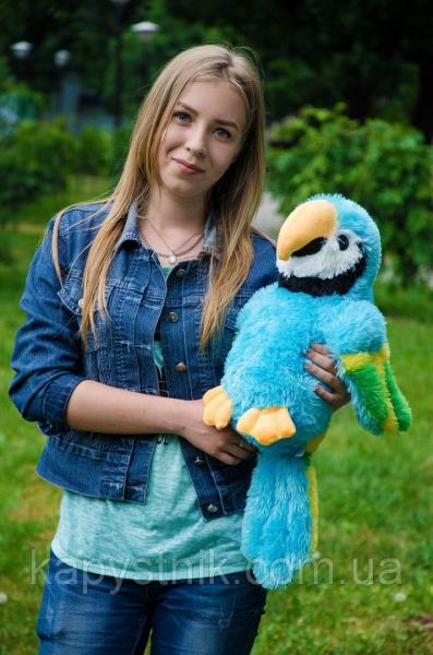 Мягкая игрушка Попугай размер 60см ТМ My Best Friend (Украина) много цветов