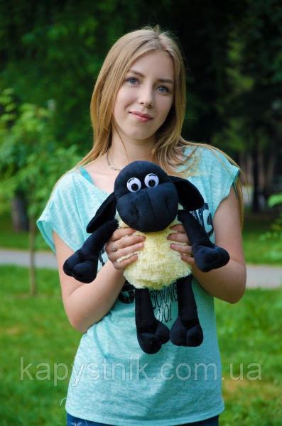Мягкая игрушка Барашек Тимми ТМ My Best Friend (Украина)