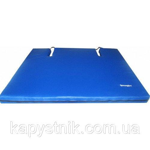 Мат с вырезом 120-100-10 см ТМ Тia-sport Тиа-Спорт: sm-0128 (Украина)