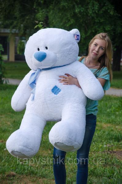Большой плюшевый мишка Тедди размер 140см ТМ My Best Friend (Украина) много расцветок