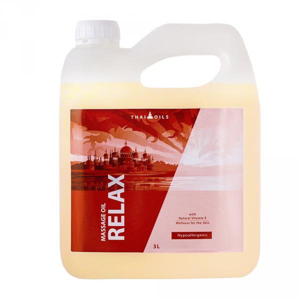 """Массажное масло """"Relax"""" 3 литра (Расслабляющее)"""