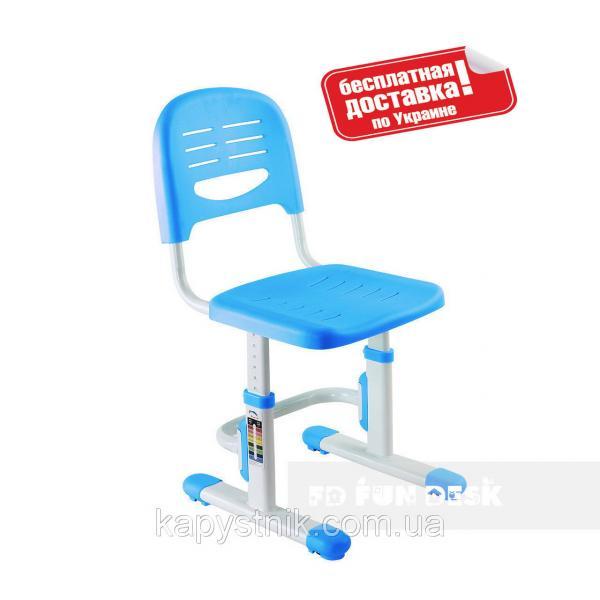 Детский стул растишка ТМ FunDesk SST3 Blue