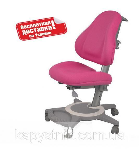 Компьютерное ортопедическое кресло ТМ FunDesk Bravo Pink