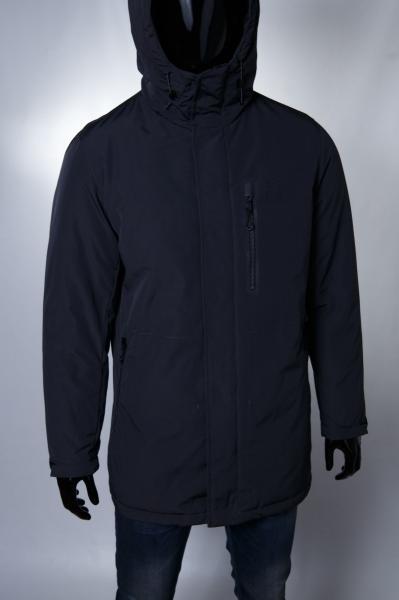 Куртка мужская зимняя GS 154024 серая