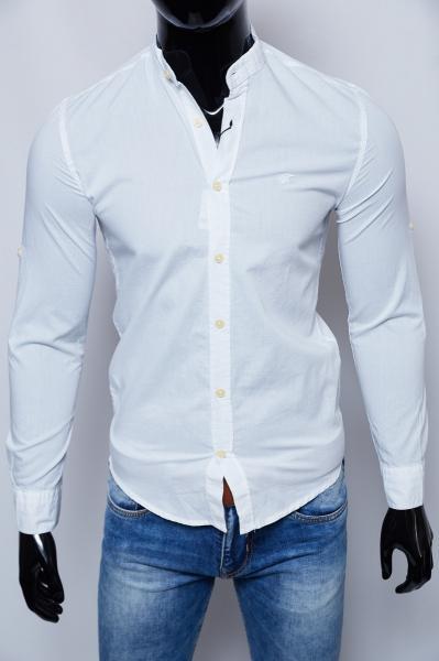 Рубашка мужская летняя Figo 17006_1 белая