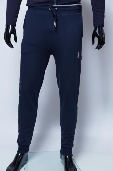 Спортивные штаны мужские Barbarian 379968 синие манжет