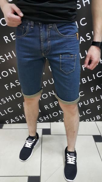 Шорты мужские джинсовые FR 095256 грязь