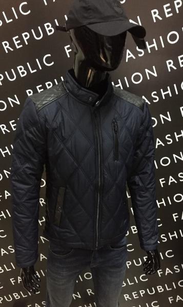 Куртка мужская демисезонная GS 133927045_1 синяя