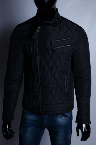 Куртка мужская демисезонная GS 509801 черная