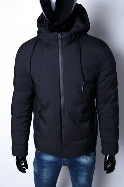 Куртка мужская зимняя FR 15351 черная