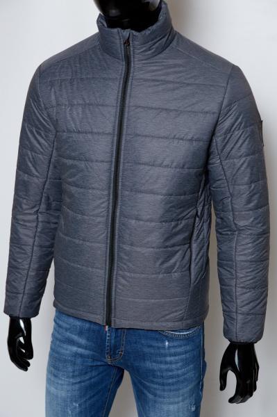 Куртка мужская демисезонная FR 1592 серая