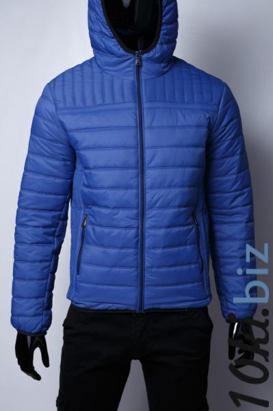 Куртка мужская демисезонная GS 1531_2 синяя Куртки мужские в ТРЦ Космополит в Киеве