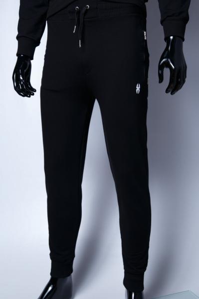 Спортивные штаны мужские Barbarian 379965 черные манжет