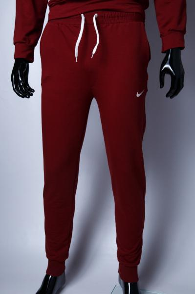 Спортивные штаны мужские NK 179965_3 красные реплика