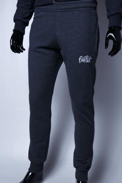 Спортивные штаны мужские UP 9914_1 серые реплика