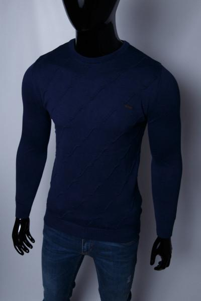 Свитер мужской AN 141141310_4 ярко-синий